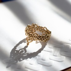 Picture of print of Celtic Ring
