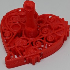Picture of print of Clockwork Heart
