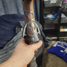 Picture of print of Nightingale Bow - Skyrim - Office Warfare
