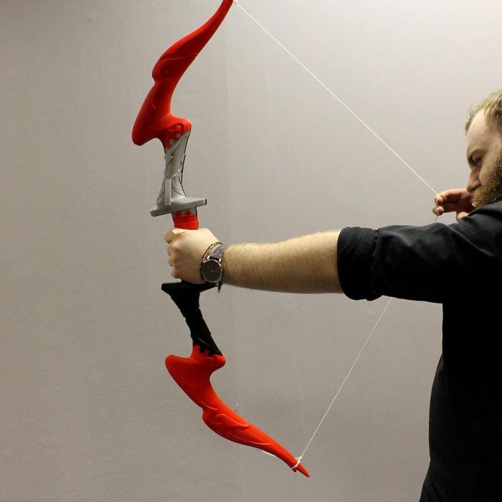 Nightingale Bow - Skyrim - Office Warfare