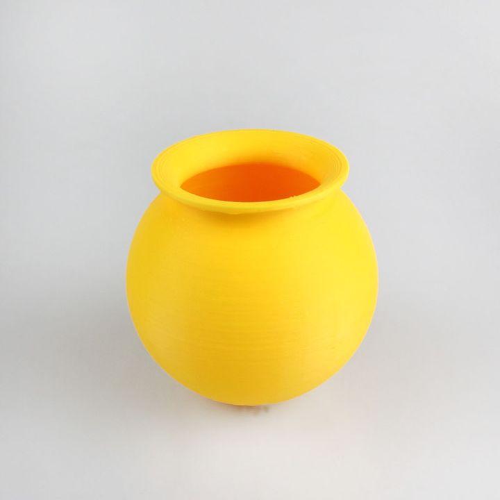 African pot model