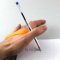 BIC PEN HOLDER FOR HAND SUPPORT