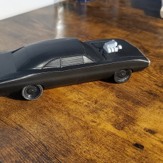 Picture of print of Dodge Charger - Fast and Furious Hero Car