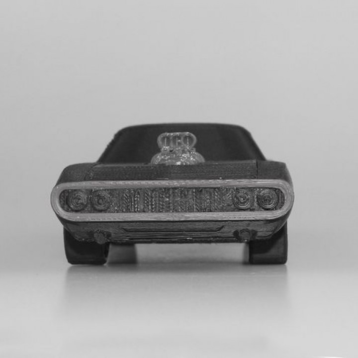 Dodge Charger - Fast and Furious Hero Car