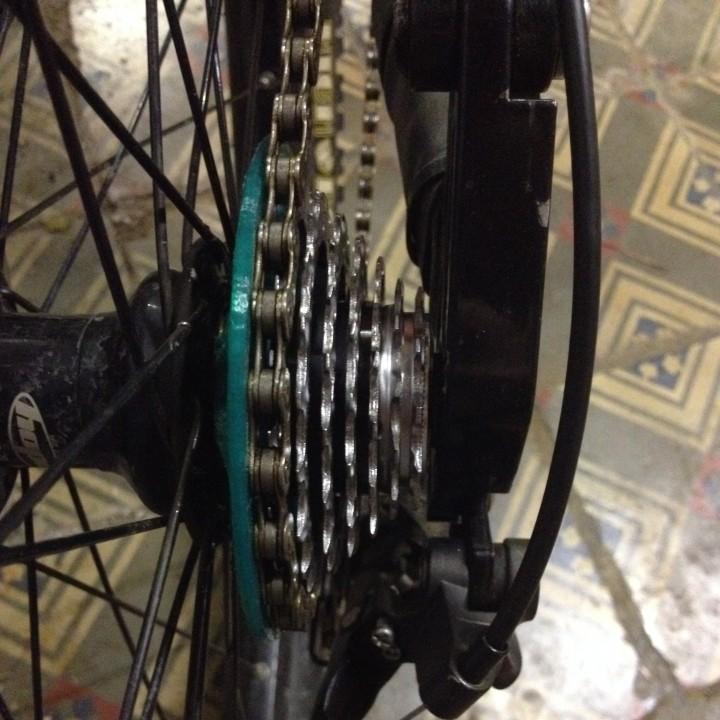 Bike Gear Converter  DH BLOCK