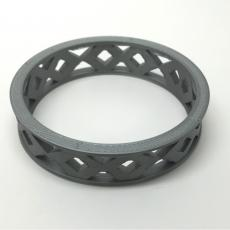 Crosshatch Bracelet