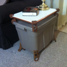 Picture of print of Upcycled Table