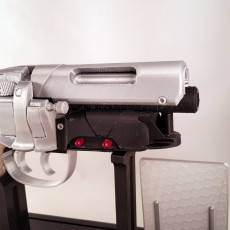 Picture of print of Deckards Blaster - Blade Runner