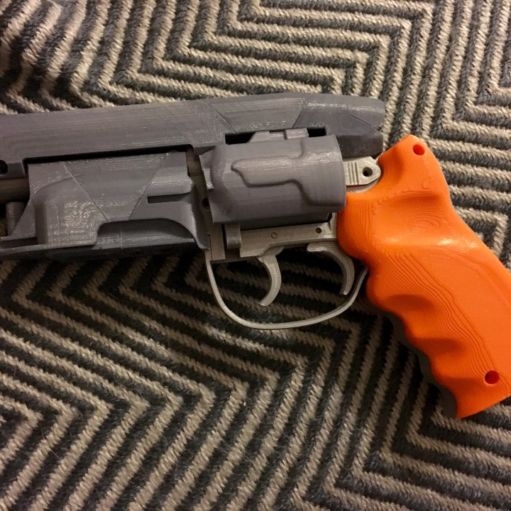 Picture of print of Deckards Blaster - Blade Runner This print has been uploaded by Jay Taylor
