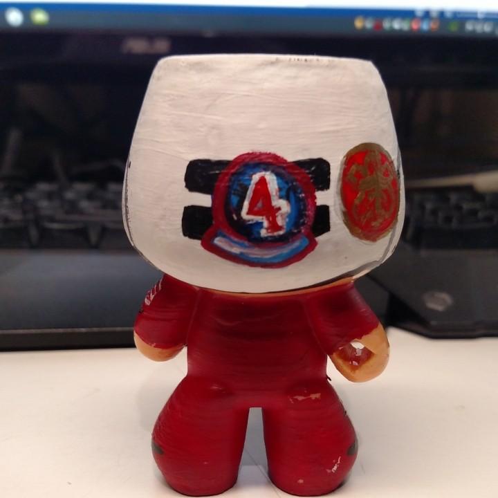 Picture of print of Joenny - 3D printed DIY Toy Esta impresión fue cargada por Eric Trubilla