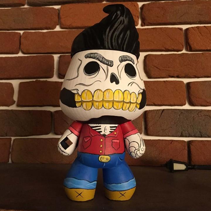 Picture of print of Joenny - 3D printed DIY Toy Esta impresión fue cargada por Rees