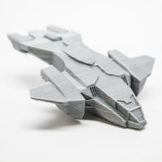 Pelican Dropship from Halo