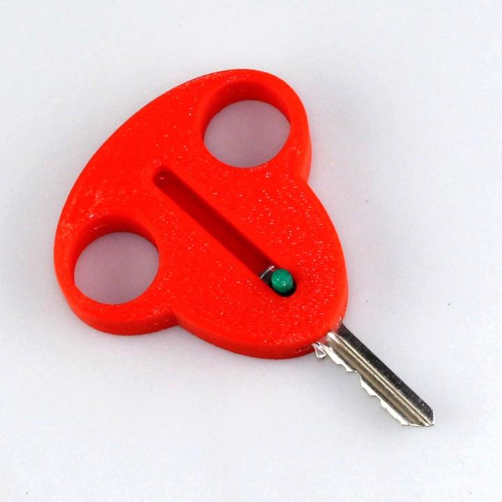 Slide Key Holder image