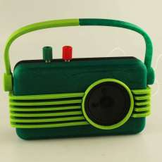 Retro FM Radio Kit