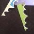 MMF TV Design Stream Test #2 Atom Jaay Earrings print image