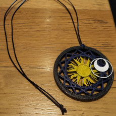 Picture of print of Magic Circle Necklace