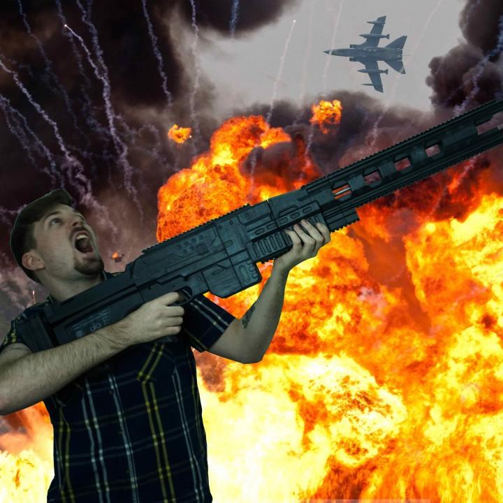 Rorsch X1 Airsoft Rifle
