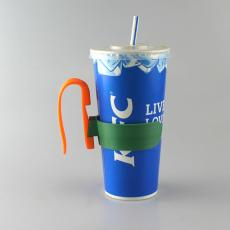 Paper cups holder for hand support