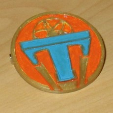 Picture of print of Tomorrowland Token