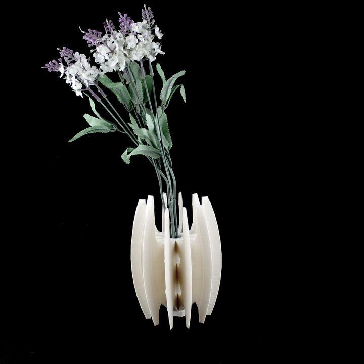 Gimli's Vase - 3D printed vase