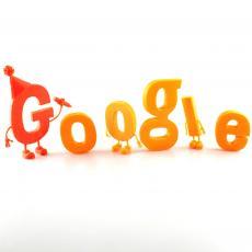 Google Doodle - Google's 16th Birthday