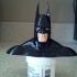 Batman Bust print image