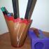 Pencil Sharpener Desk Tidy print image