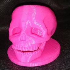 Picture of print of Wacom Skull Stylus Stand
