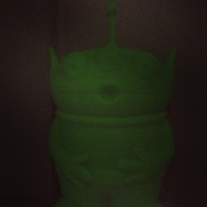Picture of print of Toy Story Alien