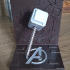 Thor bookend print image
