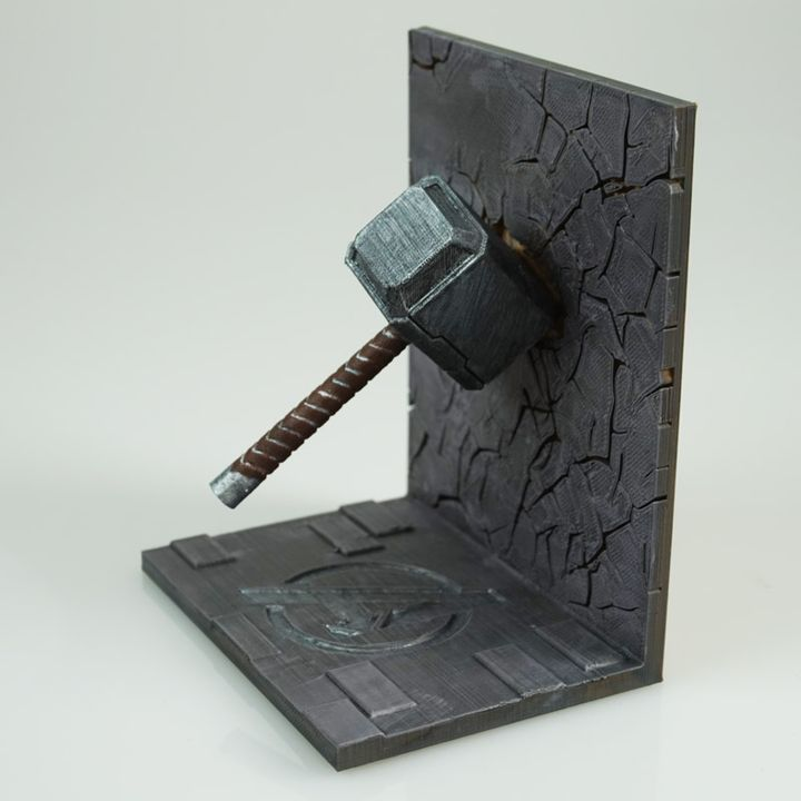 Thor bookend