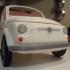 Italian small car print image