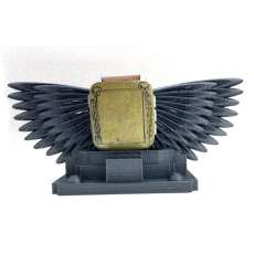winged pebble doc/stand