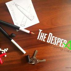 The Desperado | Waterproof Keyring Capsule