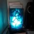 Voronoi lamp  (LQ version!!!) print image