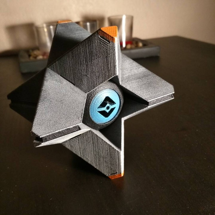 Picture of print of Destiny Ghost This print has been uploaded by Brett Hollifield