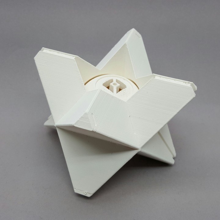 Picture of print of Destiny Ghost This print has been uploaded by Spectra3D Technologies