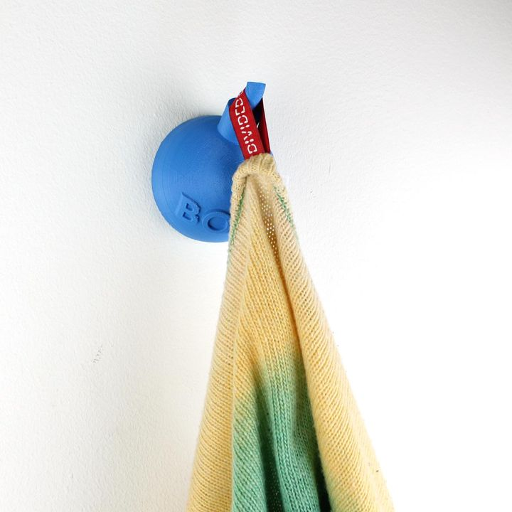 Bomb! - Novelty Coat Hook