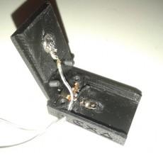 Picture of print of Battery 3V CR2025/2032 Holder for interupt