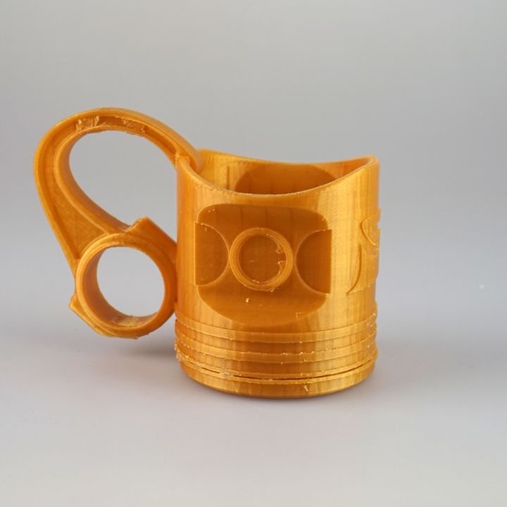 Official DirtForce Piston mug
