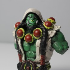 Picture of print of Thrall - Hearthstone / World Of Warcraft Esta impresión fue cargada por Tomek Dymek
