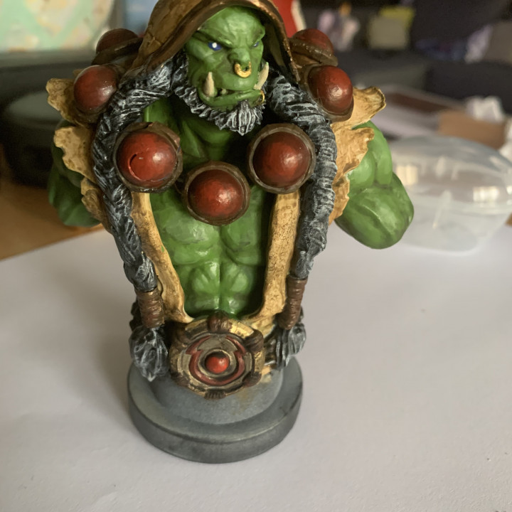 Thrall - Hearthstone / World Of Warcraft