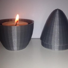 Picture of print of Egg candle