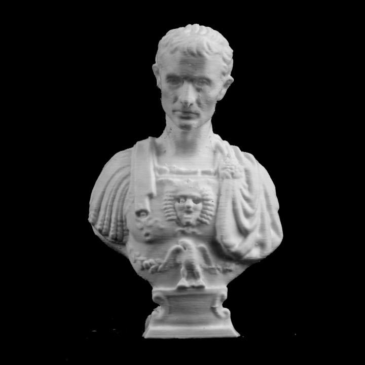 Julius Caesar at The Metropolitan Museum of Art, New York