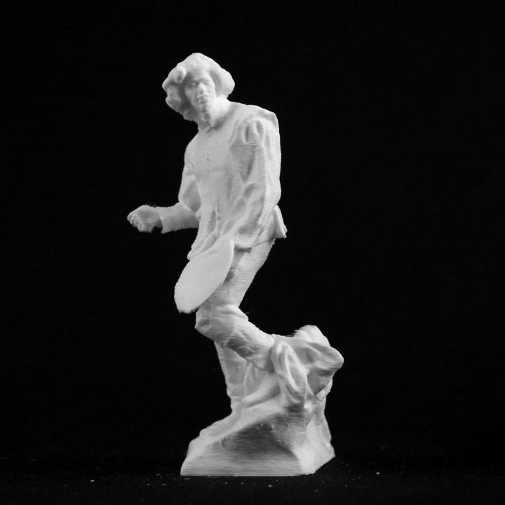 Claude Gellée at The Musée Rodin, Paris