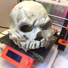 Picture of print of Wildling Skull