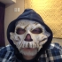 Wildling Skull print image