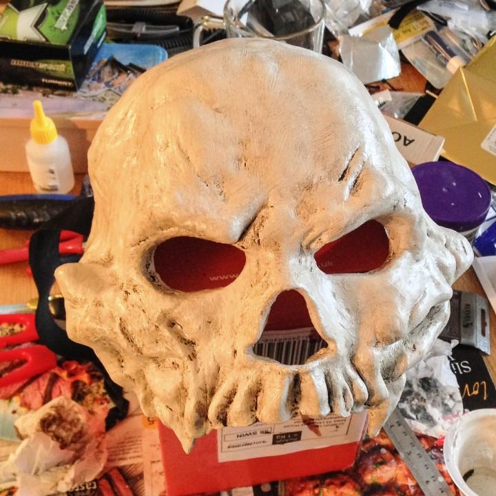 Wildling Skull