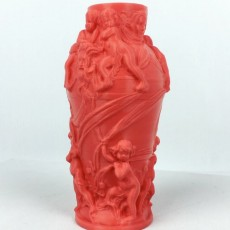 Picture of print of Decorative vase at the Petit Palais, Paris, France Esta impresión fue cargada por Andrew Wu