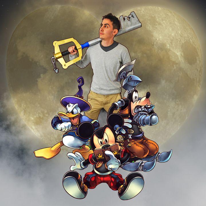 Kingdom Hearts  Character Build